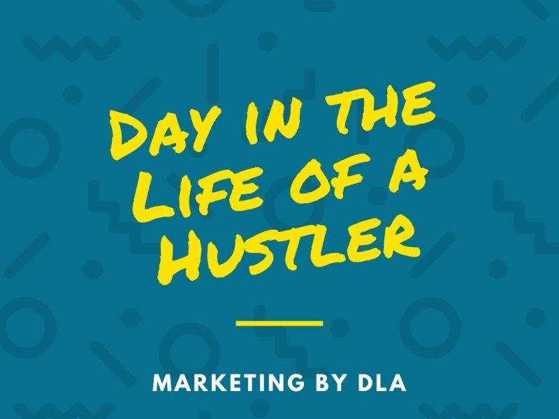 Day in the Life of a Hustler - My small business journey - How to get started with small business